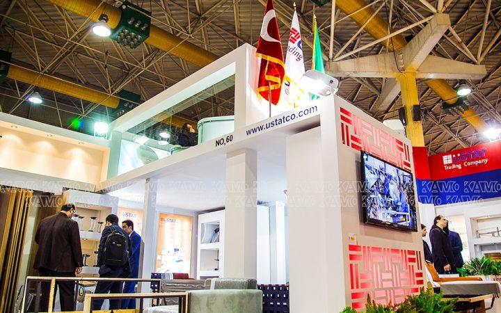 غرفه سازی USTAT ترکیه