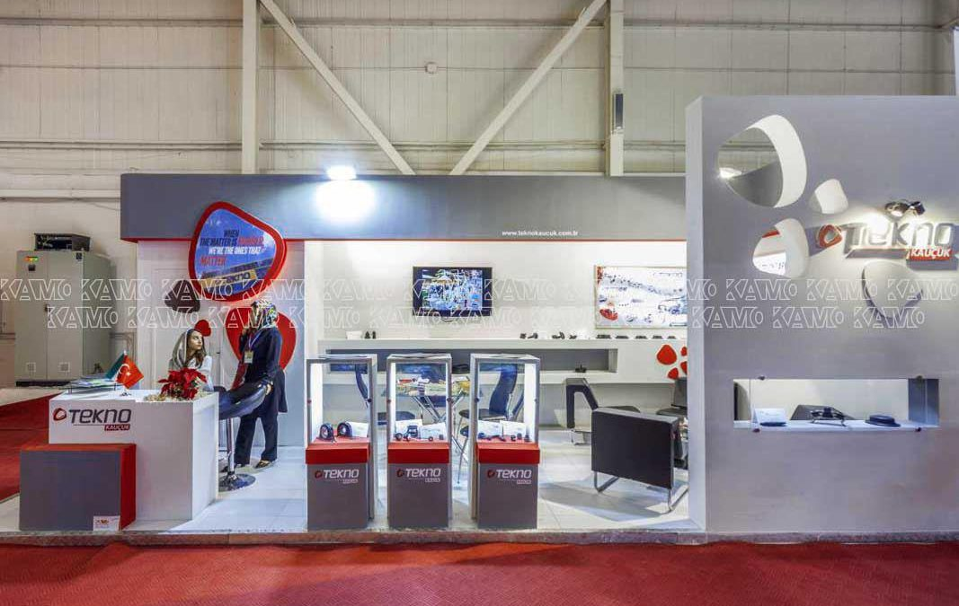 غرفه سازی تکنو کائوچوک ترکیه