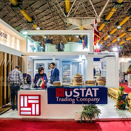 غرفه سازی USTSAT