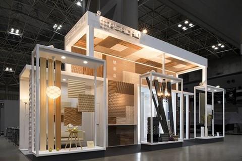 ساخت تجهیزات غرفه سازی نمایشگاه